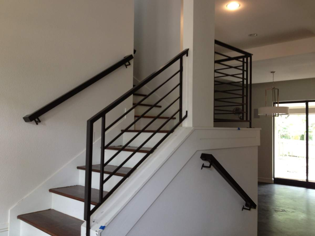 Iron Stair Railing Image Of Outdoor Metal Stair Railing